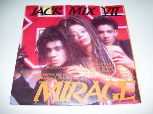 "Mirage - Jack Mix VII ( 7"" vinyl Holland 1988 )"