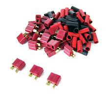 Deans-type Connectors - 50-Pack - Female