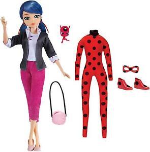 Miraculous Ladybug Superhero Secret Marinette Fashion Doll P50355