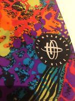 Vintage Nike Air Huarachi Shorts Medium Boys Size Graffiti Rainbow Shorts
