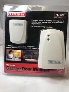 Craftsman Universal Garage Door Monitor 953696 Open Close Indicator NEW Sealed