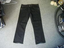 George Cotton Plus Size Straight Leg Jeans for Women