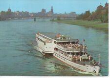 AK MS Oberelbe Weiße Flotte Dresden ( A 3993-19 )