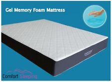 DELUXE Gel Memory Foam Mattress Double size