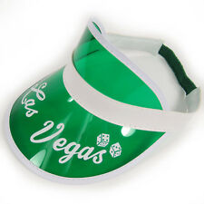 FEAR & LOATHING in LAS VeGas POKER VISOR GONZO Hunter S. Thompson Green