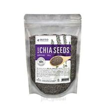 BOTO Black Chia Seeds Superfood Omega 3 Weight Loss Health Food 500g / 17.6oz