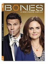 BONES - STAGIONE 09  6 DVD  COFANETTO  SERIE-TV