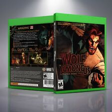 The Wolf Among Us - Replacement Xbox One XB1 Cover and Case. NO GAME!!