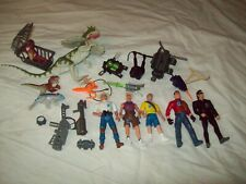 1993 Jurassic Park mixed Lot People Dinosaurs weapons accessories ++