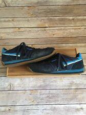 Gola Men's Hectrum Navy Blue Suede Shoes ~ Size 8