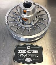 "Black Diamond 10.4"" Splined Secondary Clutch COMPLETE w Rollers, Spring, & Helix"