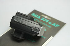 # 0774 Metz SCA 374/2 Red Flash adaptor for AF camera