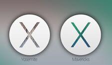 Dual Boot Mac OS X Mavericks 10.9 and Yosemite 10.10 on USB Flash Drive