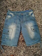 lotto 77Jeans Uomo pantalone corto DND tg.38usa/52ita