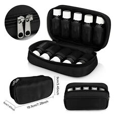 Essential Oil Bag Carrying Case Holder 10 Bottles Perfect Travel Storage Pouch