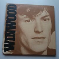 Stevie Winwood - Winwood Double Vinyl LP US 1st Press 1971 Best of Greatest Hits