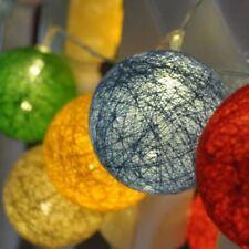 Wedding Battery Cotton Balls Fairy Lights