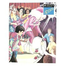Vintage 1987 Golden Jigsaw Puzzle - Barbie And The Rockers 200 Piece Complete