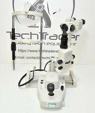 Topcon SL-D4 Slit Lamp with 2 x 12.5x Eyepieces,Chin Rest and Base Plate