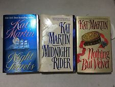 Kat Martin: Lot of 6 books