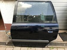 Mitsubishi Space Wagon N50 2000 Tür Hinten Links T07 Ludigo Blau