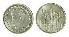 pcc1840_96) BELGIO BELGIUM 50 francs 1958