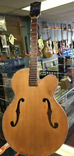 VINTAGE 1960's GRETSCH HOLLOWBODY ARCHTOP PROJECT 6120 CORSAIR WHITE FALCON