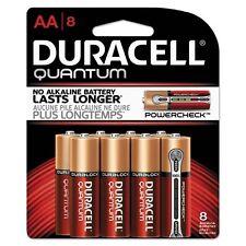 Duracell Quantum Alkaline AA Batteries - QU1500B8Z