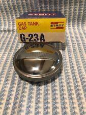 Stant G23 CHROME Gas Cap HARLEY DAVIDSON HONDA HUSGVARNA  KAWASAKI