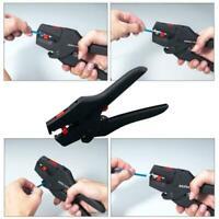 Automatic Wire Striper Stripper Cutter Crimper Pliers Terminal Tools Hot 0. X8F3