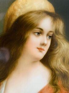 Angelo Asti Victorian Women Art Print Edwardian Portrait Print Of A Painting