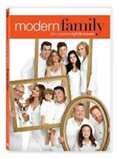 Modern Family: Complete Eighth Season 8 (DVD, 2017, 3-Disc Set) New