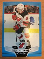 O-Pee-Chee 2019-2020 WILL BUTCHER BLUE BORDER HOCKEY CARD #481