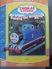 ATARI THOMAS & FRIENDS BUILDING NEW LINE  PC GAME FOR KIDS WIND AND MAC