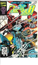 Marvel Comics.The Punisher 2099.  # 4. May 93.  Near Mint to Mint Condition
