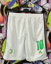 Juventus FC #10 Soccer Training Shorts Adidas Palace Replica Mens Size L