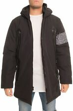 NWT $400 Puma x TRAPSTAR Team Parka Long Jacket in Black sz XL