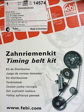 Conjunto de correa dentada/rep. frase correa dentada Febi bilstein 14574 para audi, VW nuevo embalaje original