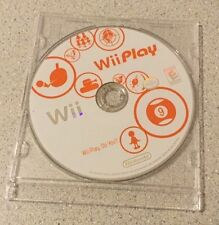 Wii Play (Nintendo Wii, 2007) Disc Only