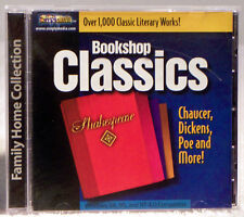 Bookshop Classics Family Home Collection Chaucer, Dickens, Poe and More! - 1999