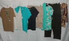 Women's Wholesale Clothes Lot size 12 LARGE Career Work Business Casual NEW EUC