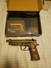 New listing Beretta M9A3 steel BB Co2 Blowback Semi  Pistol..read listing