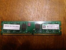 KINGMAX DIMM DDR2 1GB 1066MHZ CL5 (KLED48F-A8KI5)