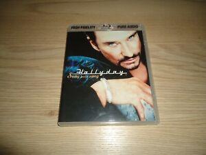 JOHNNY HALLYDAY SANG POUR SANG BLU RAY AUDIO RARISSIME !!!