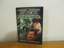 Alien Apocalypse (DVD, 2005) Bruce Campbell - Mint condition