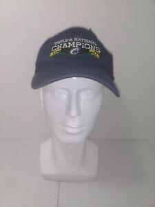Columbus Clippers Baseball AAA League National Champions Logo Fan Adjustable Hat