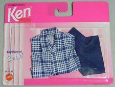Ken Fashion Favorites Shirt And Shorts Outfit Mattel 68315 New Nip 1996 Barbie