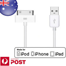 USB Charger Sync Dock Cable for New iPad 2 3 iPhone 4 4S 3G 3GS iPod Nano Z412B