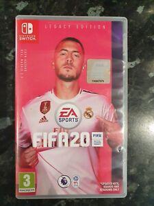 Nintendo Switch FIFA20 Legacy Edition