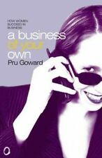 A Business of Your Own